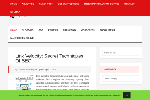 Scribe SEO Review - Content Marketing Tool - http://www.dailyblogscoop.com