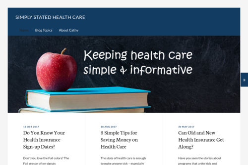 Health Reform Status: What's In, Out and Coming?  - http://simplystatedhealthcare.com