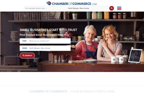 Beautiful and Functional Website Design That Converts - ChamberofCommerce.com - https://www.chamberofcommerce.com