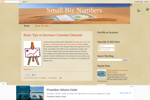 Making Your Business Loan-Worthy - http://smallbiznumbers.blogspot.com