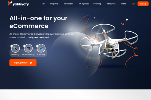 How to Become a Dropshipper in a few clicks - Yakkyofy - https://yakkyofy.com