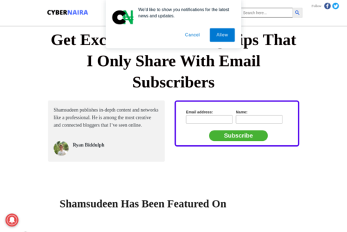 What is Affiliate Marketing And How Does it Work - CyberNaira - https://cybernaira.com
