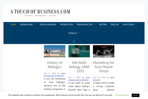 Effectively Advertise In Magazines Using These Secrets From These Top Websites - https://www.atouchofbusiness.com