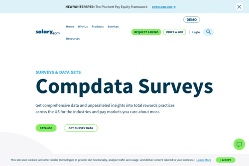 Voluntary Benefits and Perks Add Value to Traditional Employer Benefit Plans   - http://www.compdatasurveys.com