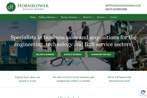 Records that Convince Business Buyers to Pay Top Dollar To Buy Your Business - https://hornblower-businesses.co.uk