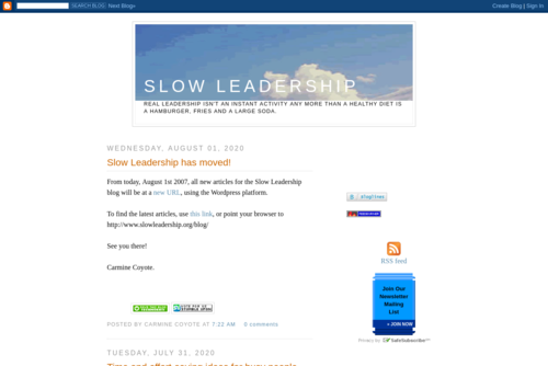 The More Meetings, The Less Trust - http://www.slowleadership.org