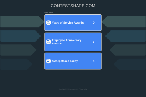 Five Reasons to Run an Online Contest - http://contestshare.com