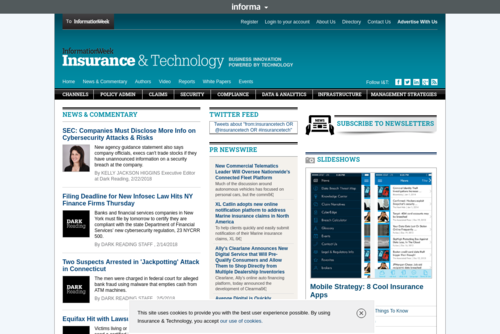 How Claims Data Analysis Can Help You Keep Your Customers Safe During CAT Events - http://www.insurancetech.com