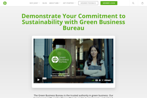 Measuring Sustainability as an Internal Process of a Company - https://greenbusinessbureau.com