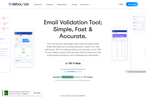 7 Essential Tools to Avoid Common Email Writing Mistakes - https://debounce.io