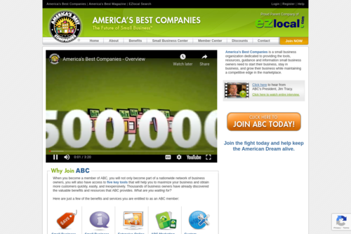 12 of the Best Small Business eNewsletters on the Web - http://www.americasbestcompanies.com