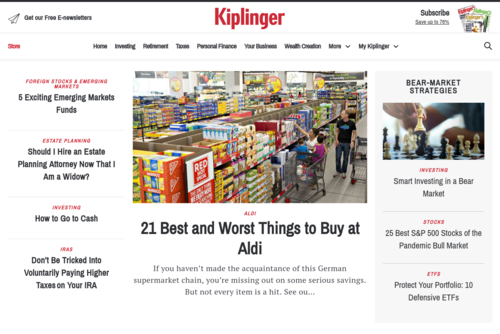 9 1/2 ways to keep your customers from leaving - http://www.kiplinger.com