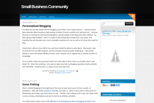 Few New Businesses Started in 2010 - http://smallbusinesscommunity.blogspot.com