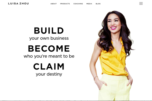 How to run a wildly successful business: 5 Elements You MUST Have - https://www.luisazhou.com
