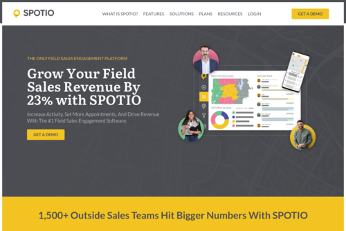 68 High-Impact Sales Enablement Tools for 2019 (By Category) - https://spotio.com