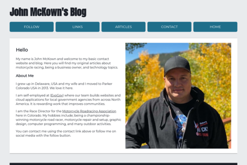 Why Your Business Needs A Blog - http://www.johnmckown.com