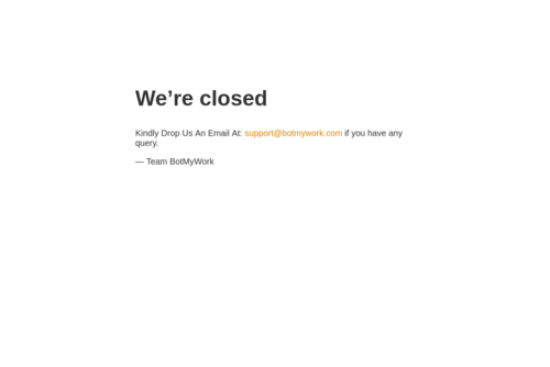Global Chatbot Trends And Statistics To Follow In 2021 - https://botmywork.com
