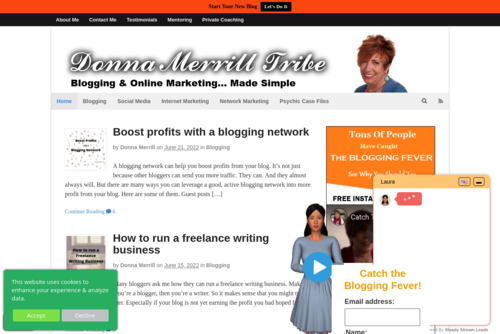The Unconventional Guide to Increase Blog Traffic - � - https://donnamerrilltribe.com