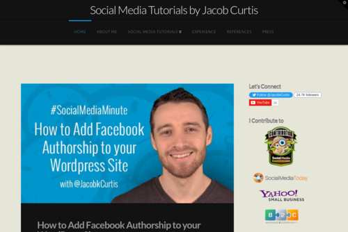 [VIDEO] How to Add an Intro Video to YouTube Videos - http://www.jacobcurtis.com