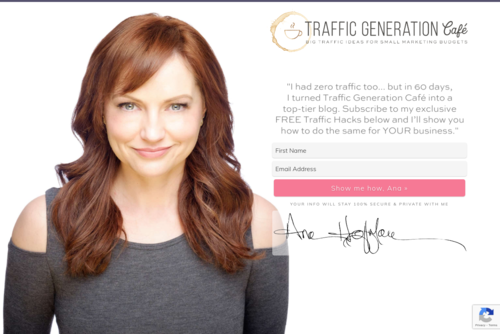 My Go-To Traffic Strategy for Kick-Starting a Brand New Blog - http://www.trafficgenerationcafe.com