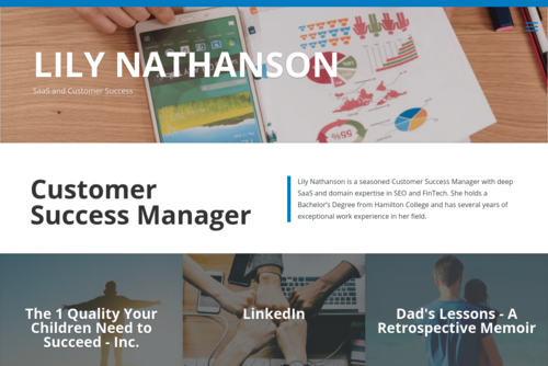 Why Customer Success Will Drive Your Company Revenue - http://lilynathanson.com