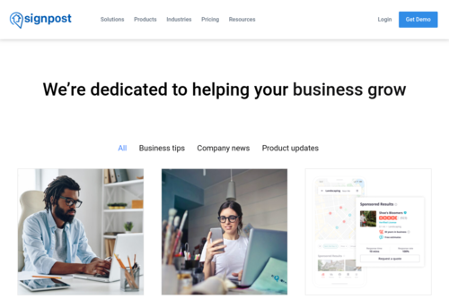 3 Thank-You Email Templates To Keep Customers Coming Back  - http://blog.signpost.com