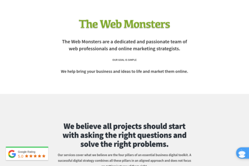 Your Business Website Should be Generating Revenue - http://thewebmonsters.com.au
