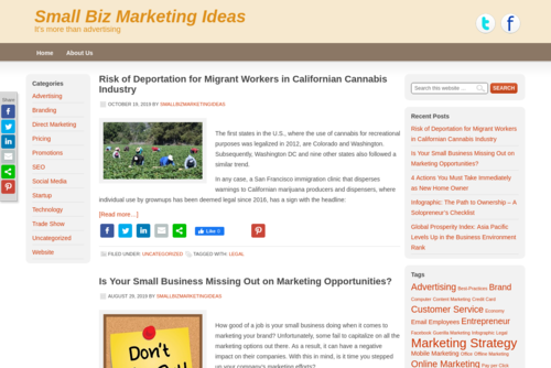Is Your Small Business Missing Out on Marketing Opportunities?  - http://www.smallbizmarketingideas.com