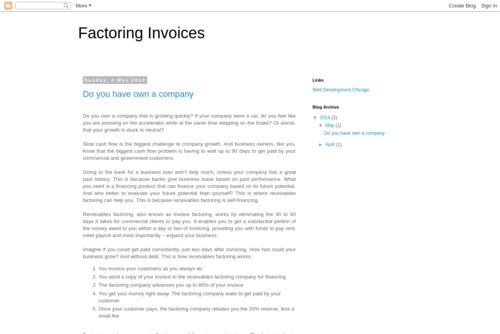 Finance a Business Through Community Ownership  - http://factoring-invoices.blogspot.com