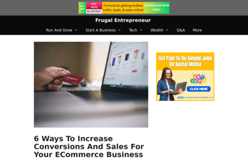 When Should You Consider Incorporating Your Small Business or Start-up?  - http://frugalentrepreneur.com