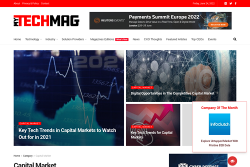 The Competitive Capital Market & Digital Opportunities - https://capital-market.mytechmag.com