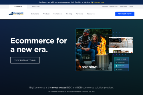 How to Increase Ecommerce Sales: 10 Tactics From 53 Experts (2018) - https://www.bigcommerce.com