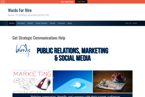 5 Sizzling Tips to Fire Up Your Marketing - http://wordsforhirellc.com