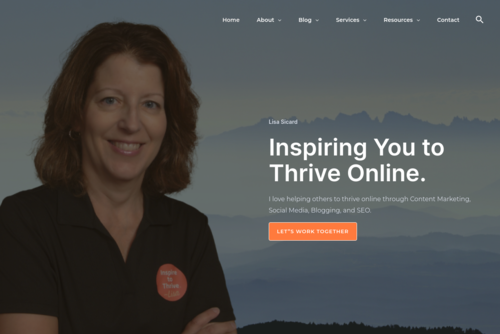 Help Me Get Sales From A Website Now Please - http://inspiretothrive.com