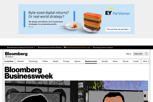 Life on the Edge: Learning from Facebook - http://www.businessweek.com